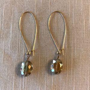 Jewelry - Aurora Borealis earrings